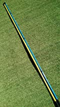 Golfnsticks Golf Alignment Sticks (2-pack) No Minimum. Team Colors! Always Free Shipping! (blue and yellow)