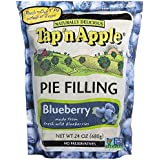 Tap'n Apple Blueberry Pie Filling, 24 Ounce Package