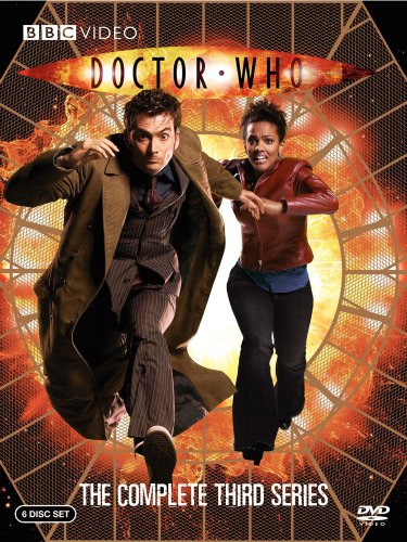 Doctor Who: Complete Third Season [DVD] [Import]