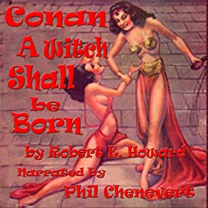 A Witch Shall Be Born Audiobook