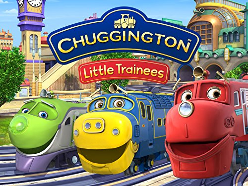 Chuggington- Little Trainees Series 1 - Season 1