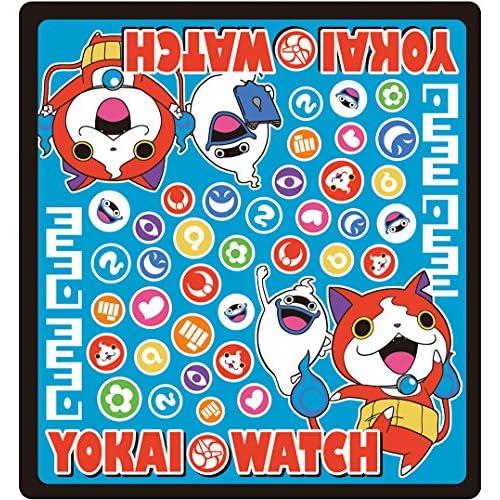 2016年度版 学習商品 ITOKI(イトーキ) デスクカーペット(フロアカーペット) FM-7YW 妖怪ウォッチ