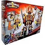 Power Rangers Samurai Deluxe DX Action Figure 2Pack Claw Armor Megazord
