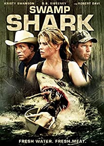 Swamp Shark (DVD) (2011)