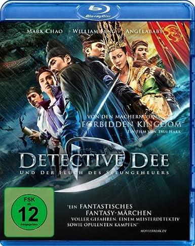 Detective Dee und der Fluch des Seeungeheuers, Blu-ray
