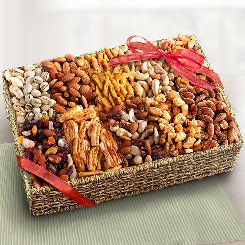 West Coast Grand Gourmet Gift Basket
