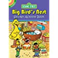 Sesame Street Classic Big Bird's Nest Sticker Activity Book