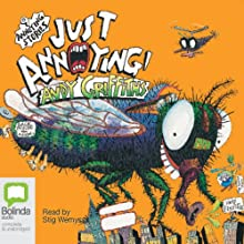 Just Annoying! Audiobook by Andy Griffiths Narrated by Stig Wemyss