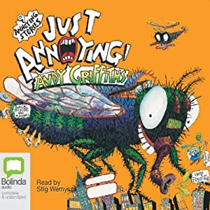Just Annoying! Audiobook