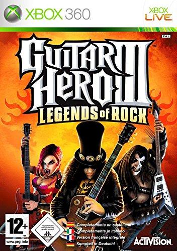 Guitar Hero III (3) : Legends of Rock