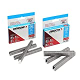 ARROW T50 Staples Pack Set #508SS1 1/2'' 12mm and #506SS1 3/8'' 10mm