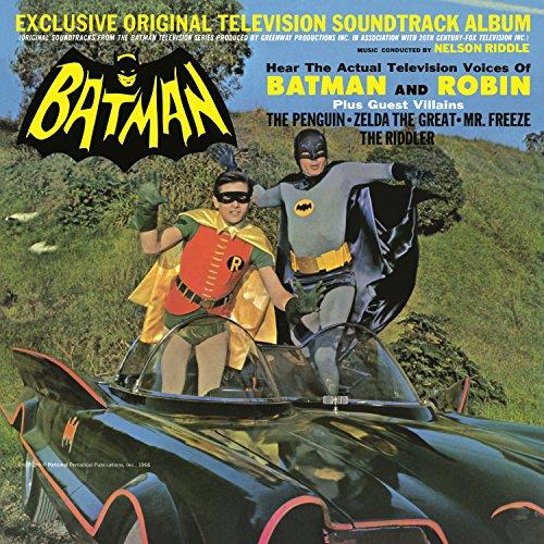VA-Batman Exclusive Original TV Soundtrack-(OST)-2014-PMS Download
