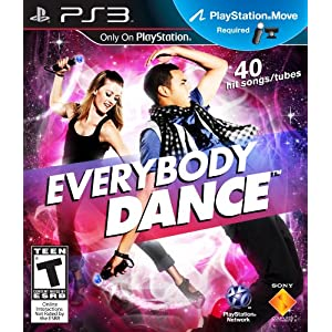 Everybody Dance Video Game for PS3
