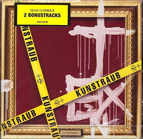 Kunstraub (CD mit 12 Songs + 2 Bonustracks)