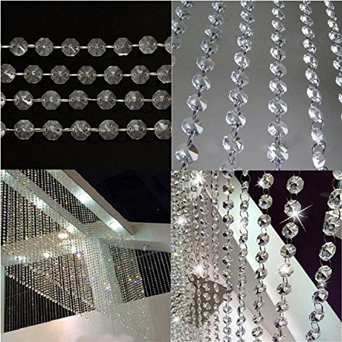 bazaar-75ft-corona-di-diamanti-filo-acrilico-di-perline-di-cristallo-di-nozze-fai-da-te-decorazione-
