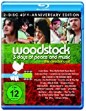 Image de BD * Woodstock - 40th Anniversary [Blu-ray] [Import allemand]