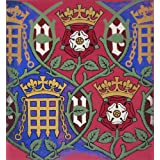 Wallpaper design for the Houses of Parliament, by A.W.N. Pugin (Print On Demand)