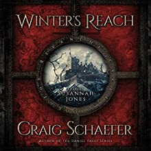 Winter's Reach: The Revanche Cycle Volume 1 (       UNABRIDGED) by Craig Schaefer Narrated by Susannah Jones