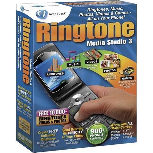 Ringtone Media Studio 3