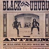 Black Uhuru Black Uhuru ?- Anthem (Island Records ILPS 9769) [VINYL LP ALBUM]