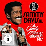 CD and NTSC DVD Box with the very best by « Mr Rat Pack » Sammy Jr. Davis
