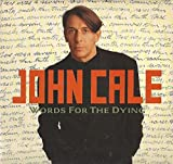 John Cale: Words For The Dying LP NM USA Warner Bros. 1-26024 with lyric sleeve
