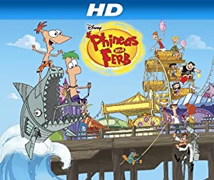 Phineas and Ferb Christmas Vacation! [HD]