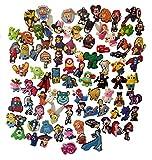 Ninja Turtles Fridge Magnets 4 Pcs Set #1