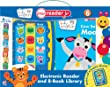 Baby Einstein Me Reader Jr. (Electronic Reader and 8-Book Library)