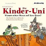 img - for Warum reiten Hexen auf Besen? (Die Kinder-Uni) book / textbook / text book