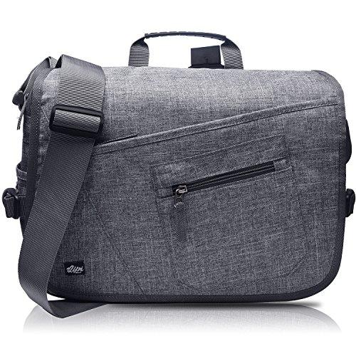 qipi-messenger-bag-shoulder-bag-for-men-women-15-laptop-pocket-grey