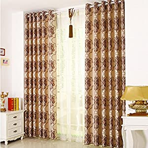 Greenearth High Quality Modern Thermal Curtains Window Curtains Drapes Panels Treatments Size 60