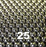 "25 1/4"" Inch Stainless Steel Bearing Balls G25"