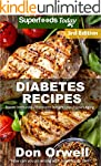 Diabetes Recipes: Over 250 Diabetes T...
