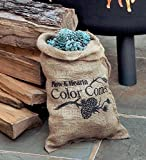 Color-Changing Fireplace Color Cones - 5 lb. Refill Bag