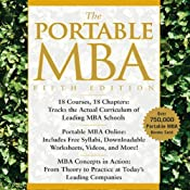 The Portable MBA | [Kenneth M. Eades, Timothy M. Laseter, Ian Skurnik, Peter L. Rodriguez, Lynn A. Isabella, Paul J. Simko]