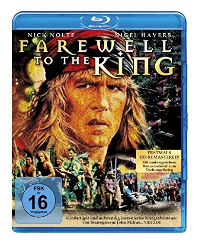 Farewell to the King [Blu-ray]