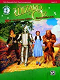 The Wizard of Oz Instrumental Solos for Strings: Cello (Removable Part) Piano Accompaniment Level 2-3 (Alfred's Instrumental Play-Along, Instrumental Solos)