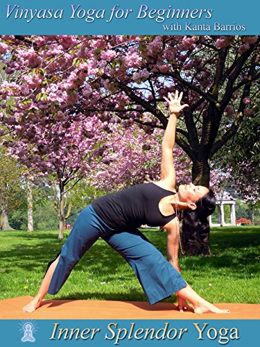 Vinyasa Yoga for Beginners with Kanta Barrios