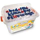 Junior Learning Touchtronic Letter Kit with 3 Learning Games and 260 Interactive Letters for iPad