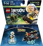Warner Bros Lego Dimensions Doc Brown...