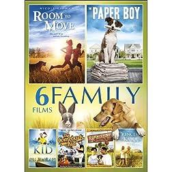 6-Film Family Pack