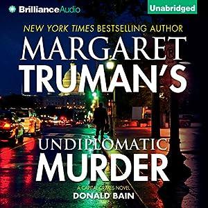 Undiplomatic Murder Audiobook