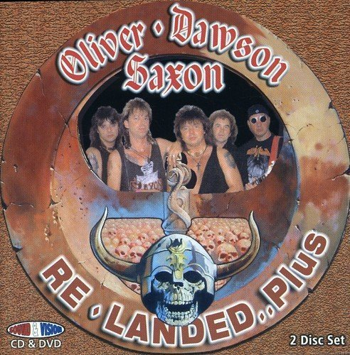 Re Landed..Plus by Oliver Dawson Saxon (2008-08-05)