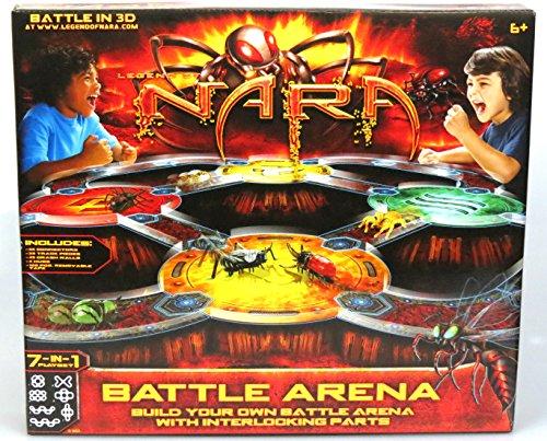 MGA Legend of Nara Battle Arena Playset - 1