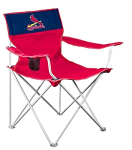 MLB St. Louis Cardinals Canvas Chair