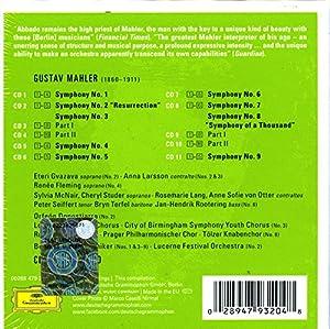 Mahler [11 CD]