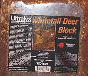 Whitetail Deer Block - 10441 - Bci