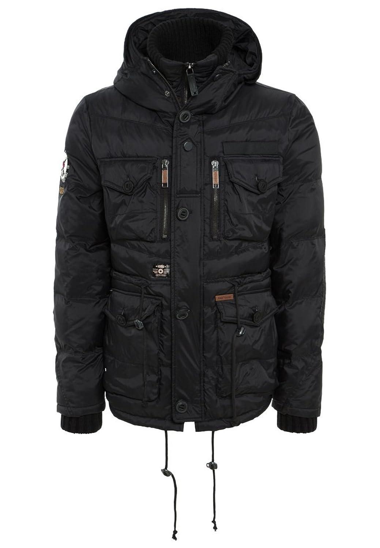 Khujo Ottawa with inner Jacket Herren Herbst Winter Jacke günstig bestellen