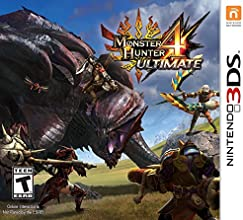 Monster Hunter 4 Ultimate Standard Edition